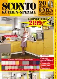 Sconto Küchen-Spezial August 2013 KW35