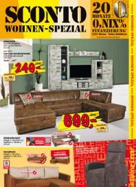 Sconto Wohnen-Spezial September 2013 KW37
