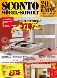 Sconto Möbel Sofort September 2013 KW39