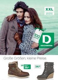 Deichmann Deichmann Prospekt KW38 September 2013 KW38 1