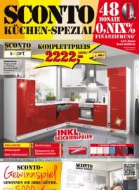 Sconto Küchen-Spezial September 2013 KW40 1