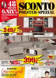 Sconto Polster-Spezial September 2013 KW40