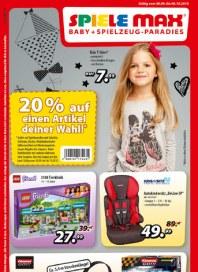 Spiele-Max Spiele-Max Prospekt KW40 September 2013 KW40