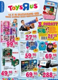 Toys'R'us Toysrus Prospekt KW40 Oktober 2013 KW40