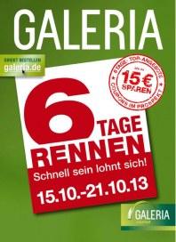 Galeria Kaufhof Galeria Kaufhof Prospekt KW42 Oktober 2013 KW42