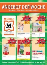 Müller Müller Prospekt KW46 November 2013 KW46