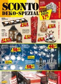 Sconto Deko-Spezial November 2013 KW47