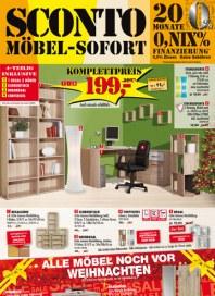 Sconto Möbel Sofort November 2013 KW47