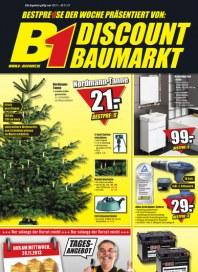 B1-Discount B1-Discount Prospekt KW46 November 2013 KW46