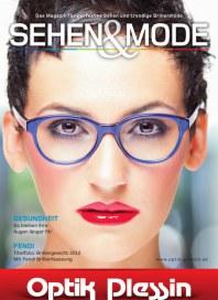 Prospekte Optik Plessin Sehen & Mode November 2013 KW47