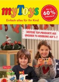myToys.de Mytoys.de Prospekt KW48 November 2013 KW48