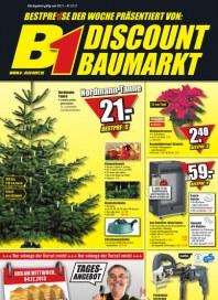 B1-Discount B1-Discount Prospekt KW48 November 2013 KW48