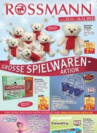 Rossmann Rossmann Prospekt KW48 November 2013 KW48