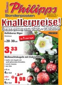 Thomas Philipps Thomas Philipps Prospekt KW50 Dezember 2013 KW50 1