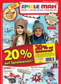 Spiele-Max Spiele-Max Prospekt KW50 Dezember 2013 KW50
