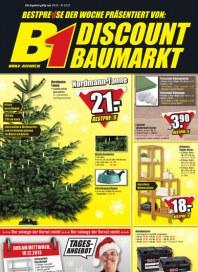 B1-Discount B1-Discount Prospekt KW50 Dezember 2013 KW50