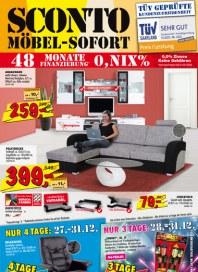 Sconto Möbel Sofort Dezember 2013 KW52 1