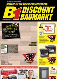 B1-Discount B1-Discount Prospekt KW52 Dezember 2013 KW52