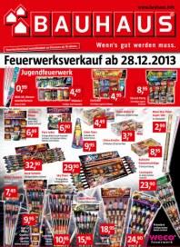 Bauhaus Bauhaus Prospekt KW52 Dezember 2013 KW52