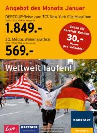 Karstadt-Reisen Karstadt-Reisen Prospekt KW01 Januar 2014 KW01