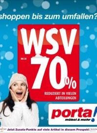 Porta Möbel Porta Möbel Prospekt KW04 Januar 2014 KW04