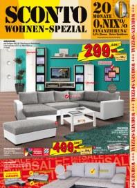 Sconto Wohnen-Spezial Februar 2014 KW06