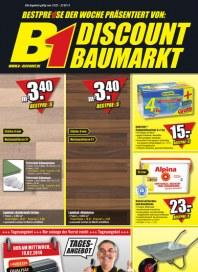B1-Discount B1-Discount Prospekt KW07 Februar 2014 KW07
