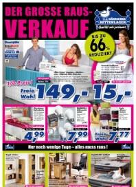 Dänisches Bettenlager Dänisches Bettenlager Prospekt KW08 Februar 2014 KW08