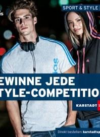 Karstadt Sports Karstadt Sports Prospekt KW07 Februar 2014 KW07 1