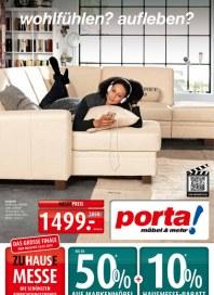 Porta Möbel Porta Möbel Prospekt KW08 Februar 2014 KW08 1