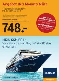 Karstadt-Reisen Karstadt-Reisen Prospekt KW09 März 2014 KW09