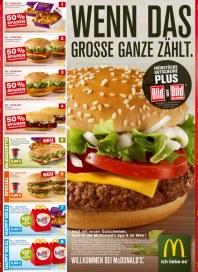 McDonalds Mcdonalds Prospekt KW10 März 2014 KW10