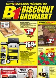 B1-Discount B1-Discount Prospekt KW11 März 2014 KW11