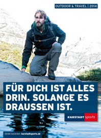 Karstadt Sports Karstadt Sports Prospekt KW13 März 2014 KW13