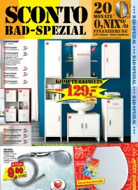 Sconto Bad-Spezial April 2014 KW14