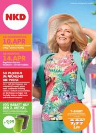 NKD Angebote KW 15 April 2014 KW15