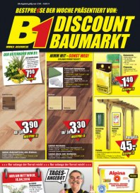 B1-Discount B1-Discount Prospekt KW15 April 2014 KW15