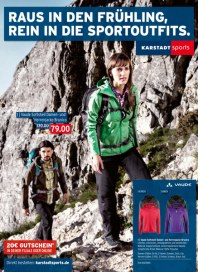 Karstadt Sports Karstadt Sports Prospekt KW16 April 2014 KW16