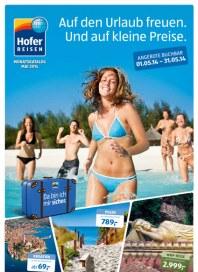 Hofer Hofer Reisen Mai 2014 Mai 2014 KW18