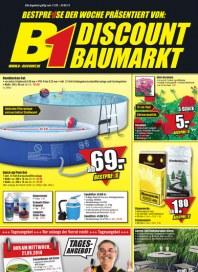 B1-Discount B1-Discount Prospekt KW20 Mai 2014 KW20