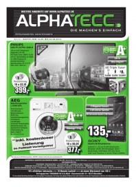 AlphaTecc Alphatecc Prospekt KW21 Mai 2014 KW21