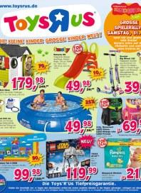 Toys'R'us Toysrus Prospekt KW22 Mai 2014 KW22
