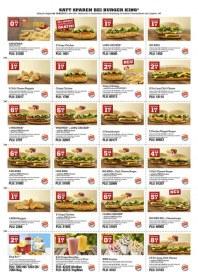 BURGER KING Burger King Prospekt KW23 Juni 2014 KW23