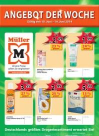 Müller Müller Prospekt KW24 Juni 2014 KW24