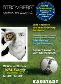 KARSTADT Karstadt Prospekt KW24 Juni 2014 KW24 3