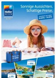 Hofer Hofer Reisen Juli 2014 Juli 2014 KW27