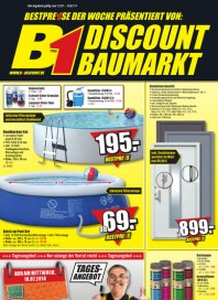 B1-Discount B1-Discount Prospekt KW28 Juli 2014 KW28
