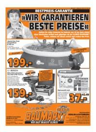 Globus Baumarkt Globus Baumarkt Prospekt KW29 Juli 2014 KW29