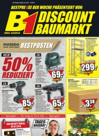 B1-Discount B1-Discount Prospekt KW30 Juli 2014 KW30