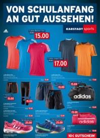 Karstadt Sports Karstadt Sports Prospekt KW33 August 2014 KW33
